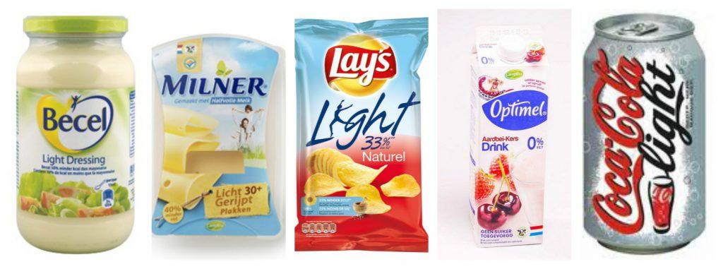 light producten