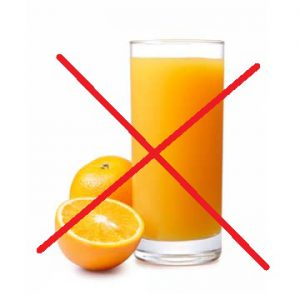sinaasappelsapMaagzuur