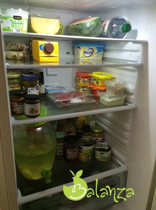 koelkast dietiste producten
