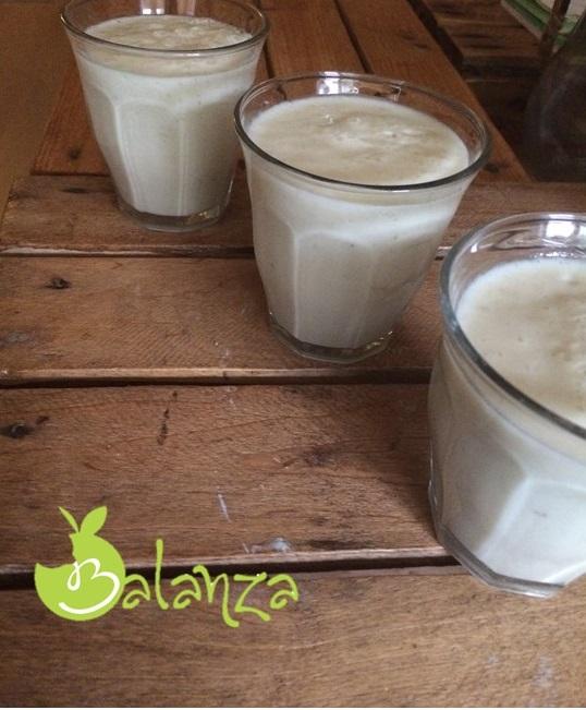 zelfgemaakte gezonde milkshakes