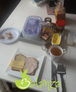 ontbijt zwanger