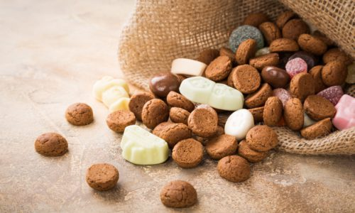 calorieen sinterklaas snoepgoed