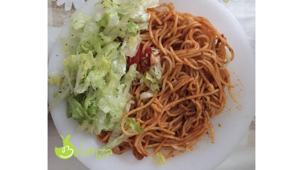 Spagheti gezond
