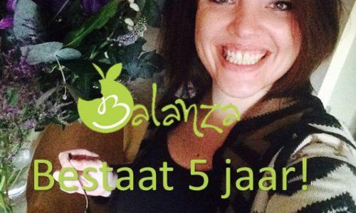 dietist balanza 5 jaar