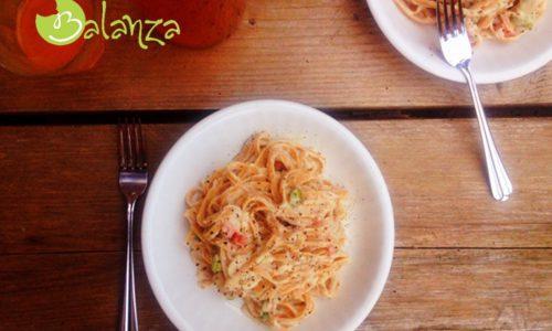 bloemkool pasta