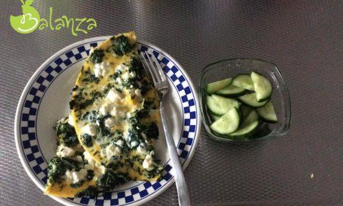koolhydraat arm omelet 2