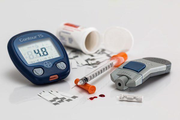Diabetes dietist