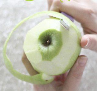 honger na het eten van een appel