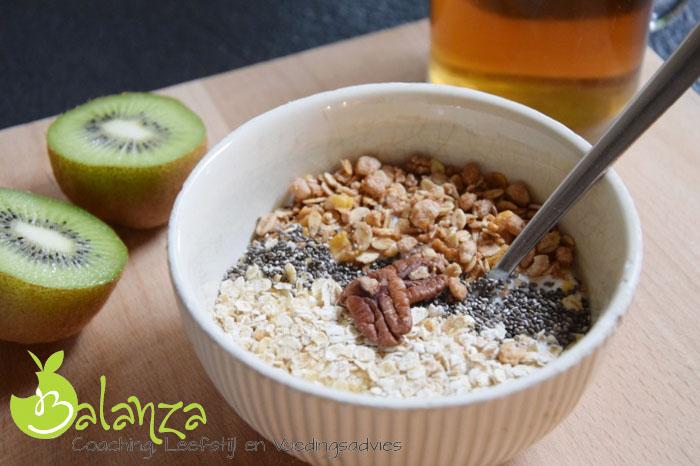Wat is een gezonde keuze in ontbijtgranen