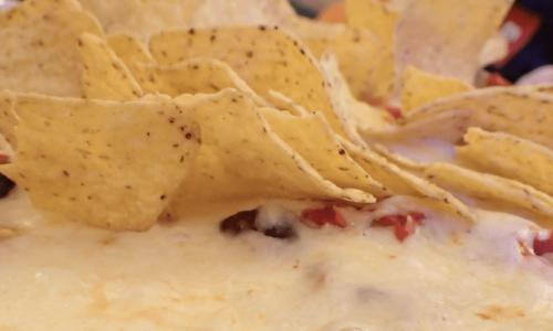 mexicaanse bonenschotel