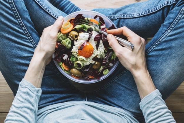gezonde en makkelijke maaltijden