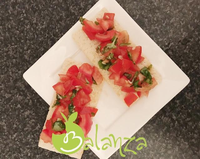 tomaat basilicum spread