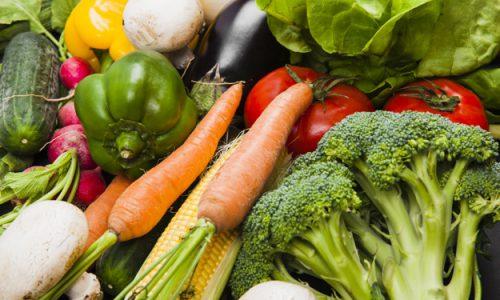 Hartige vegetarische groentetaart