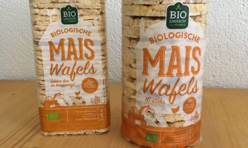 review maiswafels