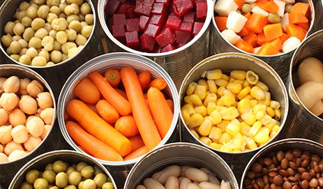 Wat is beter: groente uit een pot, diepvries of vers?