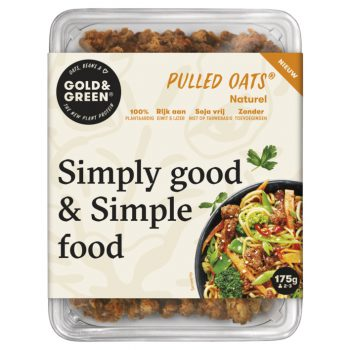 Gold & Green pullet oats