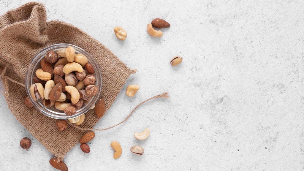 Hoeveel noten en welke soort heb ik per dag nodig